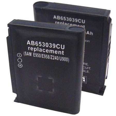 Acumulator Samsung U800 AB653039CU