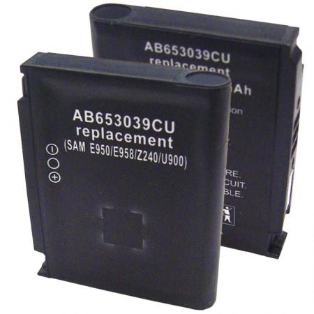 Acumulator Samsung S3310 AB653039CU
