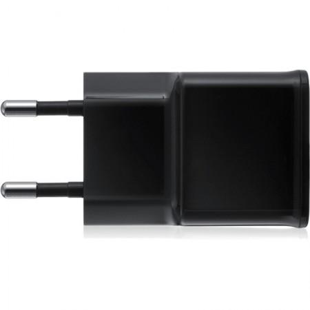 Incarcator Retea Original Samsung ETA-U90EBE + Cablu MicroUSB pentru Galaxy J3 2016/ J3 2017/ J5 2016/ J5 2017 , 2 Amperi, Negru