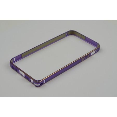 Bumper Aluminium Iphone 5/5S Purple