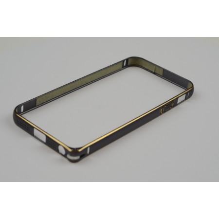 Bumper Aluminium Iphone 5/5S Grey