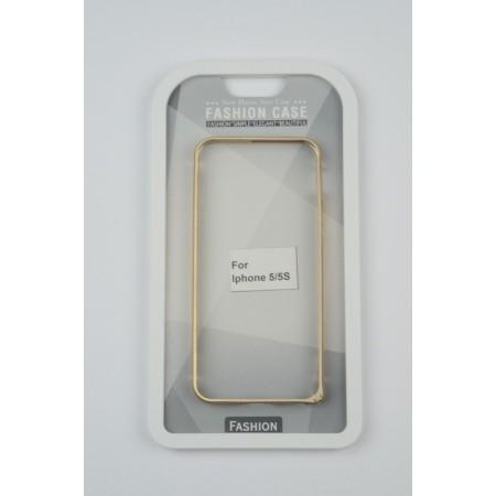 Bumper Aluminium Iphone 5/5S Gold