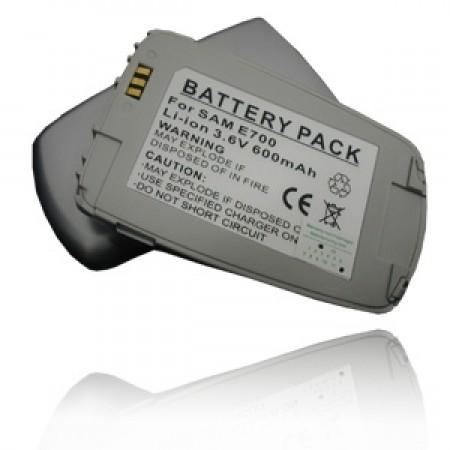 Acumulator Samsung E700(Silver)
