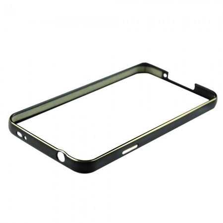 Bumper Aluminium Samsung S5 Black