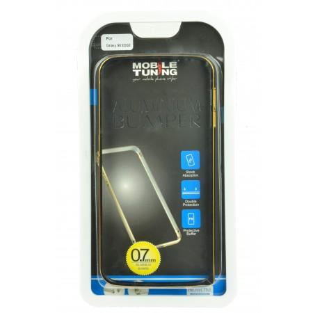 Bumper Aluminium Samsung S6 Edge Black