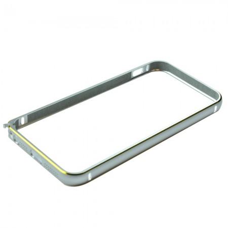 Bumper Aluminium Iphone 5/5S Silver