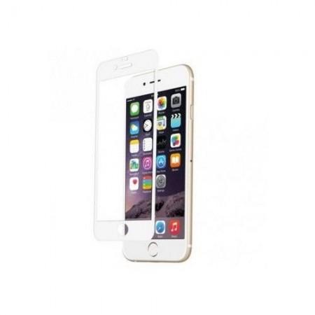 Folie sticla securizata Iphone 6 Plus White