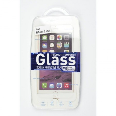 Folie sticla securizata Iphone 6 White
