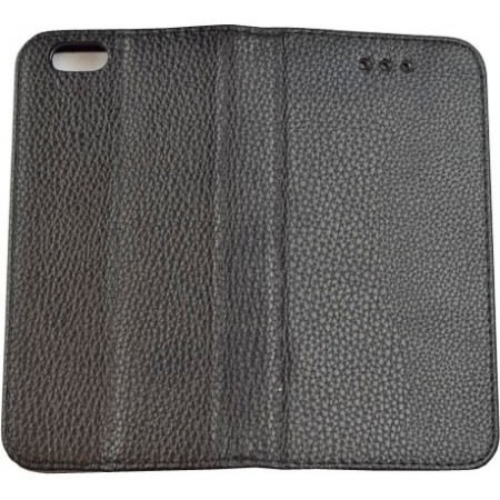 Husa Book Pocket Magnetic Lock Iphone 6 Black