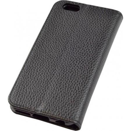 Husa Book Pocket Magnetic Lock Iphone 6 Black