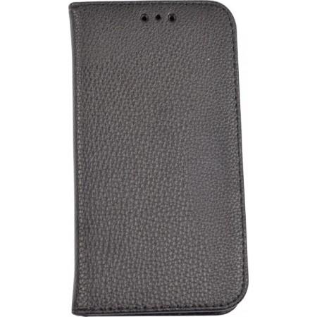 Husa Book Pocket Magnetic Lock Samsung Grand Prime Black