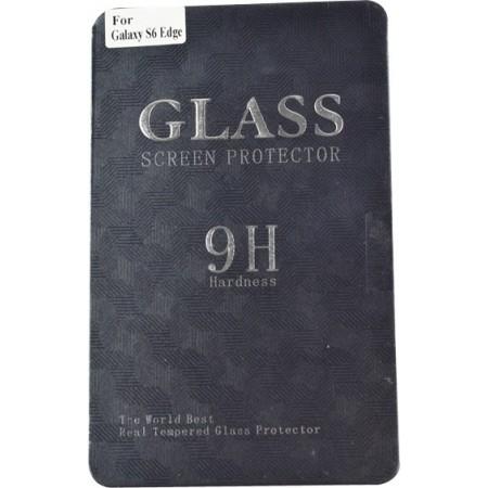 Folie protectie sticla securizata Samsung Galaxy S6 EDGE fullbody