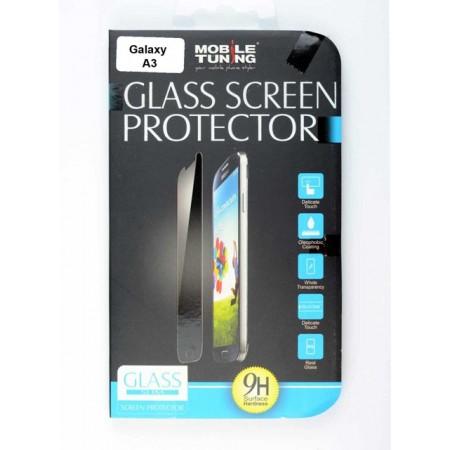 Folie de protectie sticla securizata pentru SAMSUNG GALAXY A3 (2015)