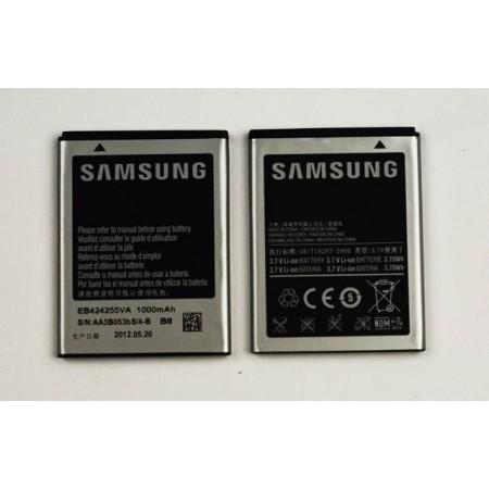 Acumulator Original Samsung EB424255VA pentru Galaxy S3350