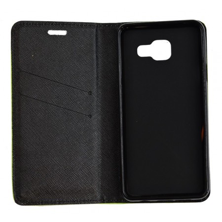 Husa Book Pocket Magnetic Lock Mobile Tuning pentru Samsung A3 2016, Model Lord of the Flies