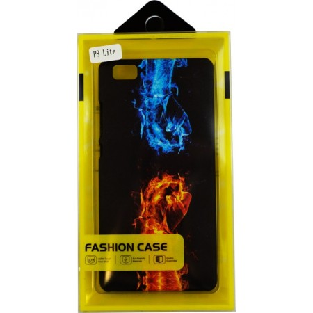 Capac Hard PC Huawei P8 Lite Model Flames