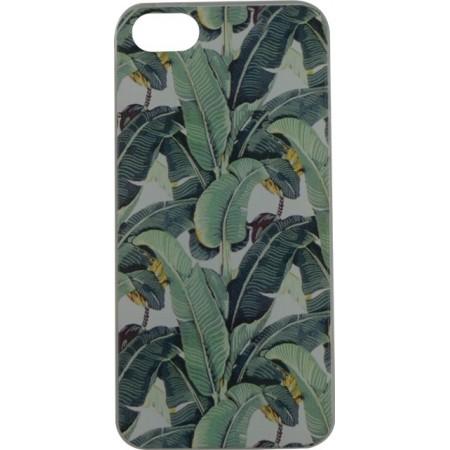 Husa TPU Iphone 5 Model Leaves