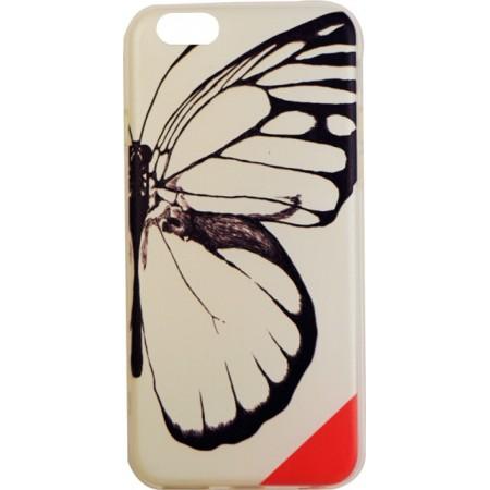Husa TPU Iphone 6 Butterfly