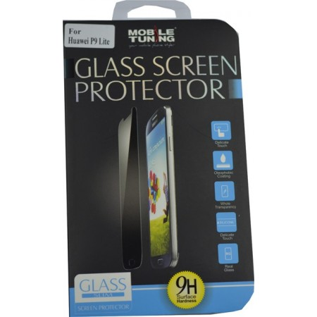 Folie de protectie  sticla securizata pentru Huawei P9 Lite,Transparenta