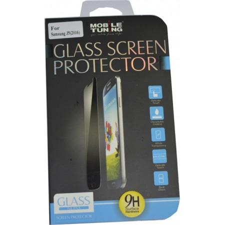 Folie de protectie sticla securizata pentru SAMSUNG GALAXY J5 2016  ,Transparenta