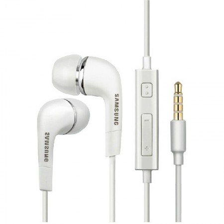 Casti Samsung EHS64AVFWE Stereo White, Original