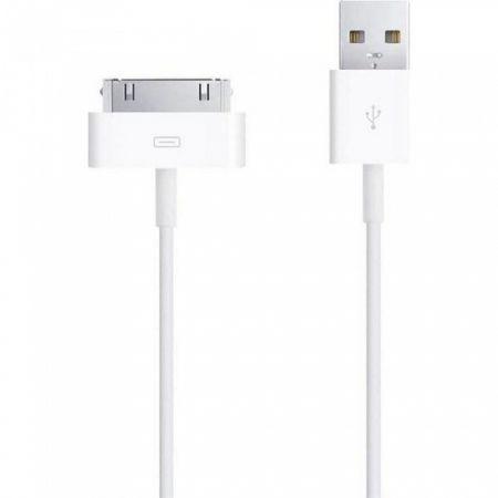 Cablu USB Apple MA591G/C Pentru Iphone 2G / 3G / 3GS / 4G / 4S , Original