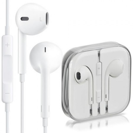 Casti Apple, EarPods, Jack, Stereo, MD827ZM/B, Original