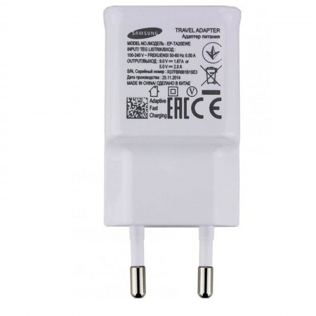 Adaptor Retea Original Samsung ETA0U83EWE 1A Alb / White