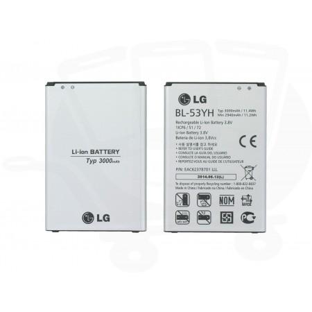 Acumulator Original LG BL-53YH pentru LG G3 / LG D850 / LG D851 / LG D855