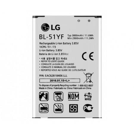 Acumulator Original LG BL-51YF pentru LG G4 / LG G4 Dual / LG G4 Stylus