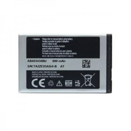 Acumulator Original Samsung AB403450B pentru Galaxy E590 / E2510/ S3550 Shark 3