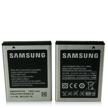 Acumulator Original Samsung EB454357VU pentru Galaxy Galaxy Chat B5330 /S5360 Galaxy Y / S5300 Galaxy Pocket