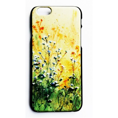 Capac Hard PC pentru Iphone 6 , Model Flowers