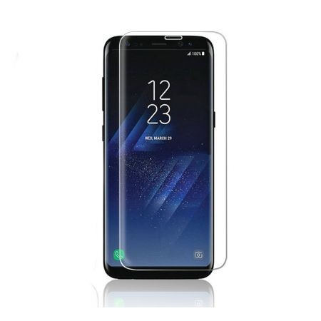 Folie protectie sticla securizata Samsung S8 Fullbody
