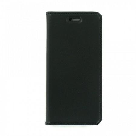 Husa Book Pocket Magnetic Lock Black  pentru Samsung S8