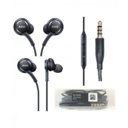 Casti Audio Samsung AKG EO-IG955  Samsung S8/ Samsung S8 Plus,Titanium Grey,Bulk