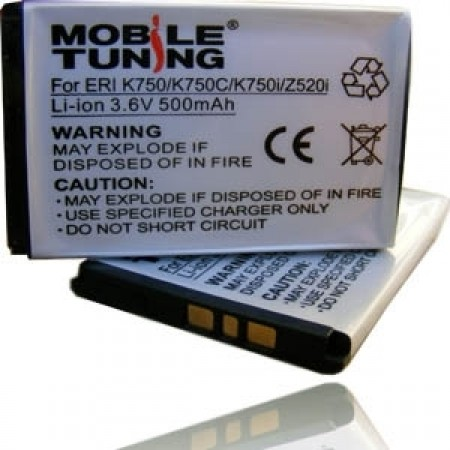 Acumulator Sony Ericsson K660