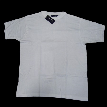Tricou bumbac Levinsson Pure White