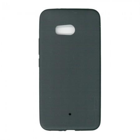 Husa TPU Silicon pentru HTC U11 Negru