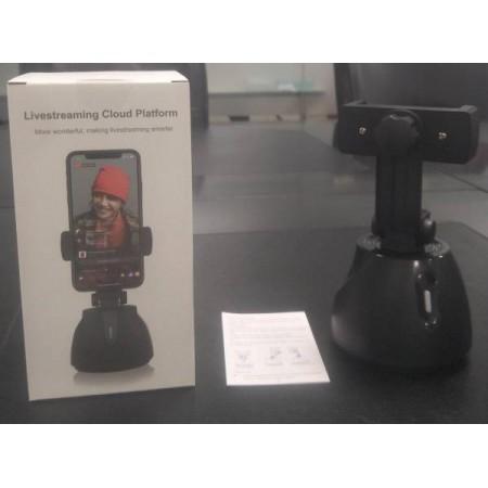 Suport telefon pentru transmisiuni live vlogging, pe  youtube, tik tok, zoom etc