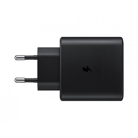 Incarcator Samsung Super Fast Travel Charger, EP-TA845EBE, 45W, USB-C, Black