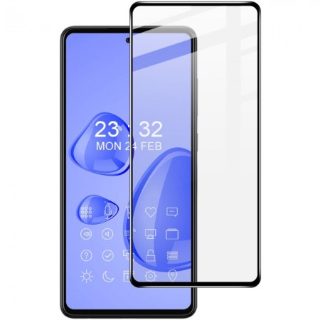 Folie sticla securizata Samsung A72, 9D, Full Glue