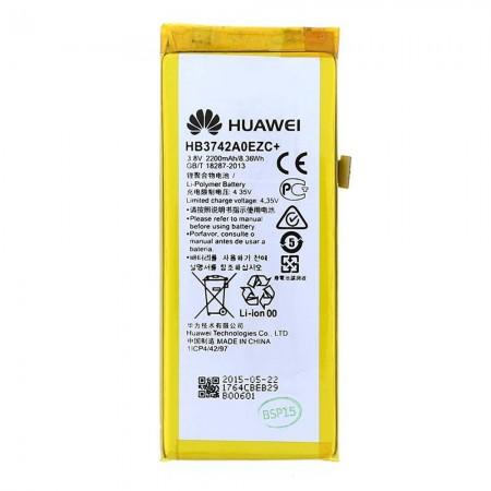 Acumulator Original HB3742A0EZC+ pentru Huawei P8 Lite 2015