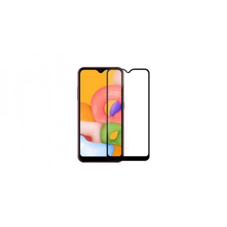 Folie sticla securizata Samsung A01, 9D, Full Glue