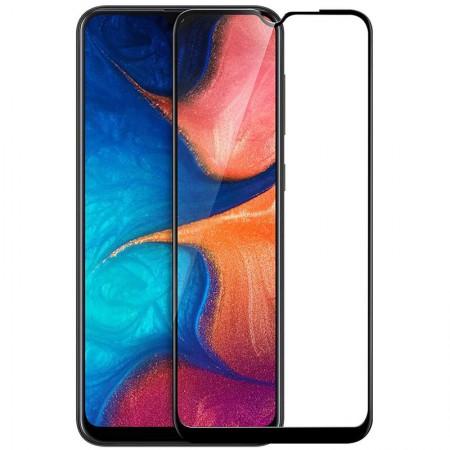Folie sticla securizata Samsung A20S, 9D, Full Glue,Negru
