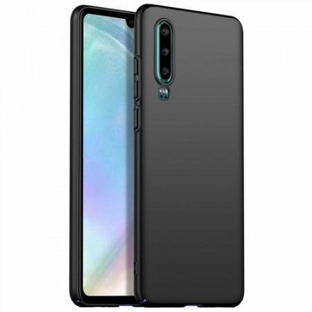Husa TPU Silicon pentru Huawei P30  Negru