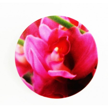 Suport Stand Adeziv Popsocket pentru telefon,Model Floare Roz 2