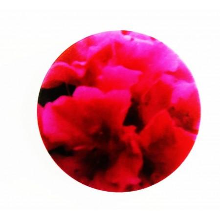 Suport Stand Adeziv Popsocket pentru telefon,Model Floare Roz 1