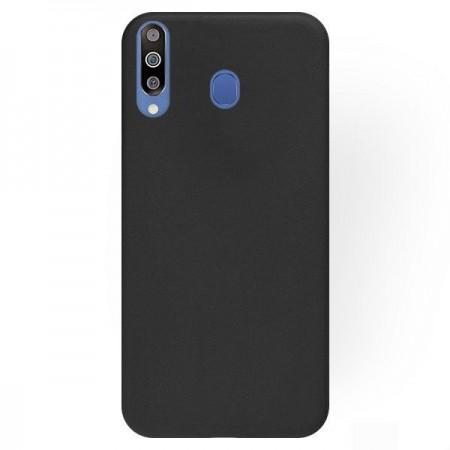 Husa TPU Silicon pentru Samsung M30 Negru
