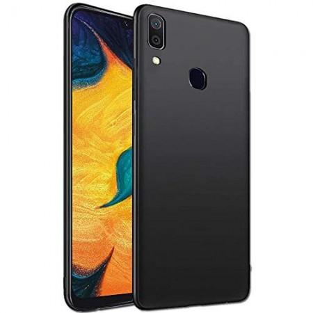 Husa TPU Silicon pentru Samsung A20 Negru